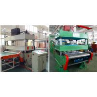 Quality Electric Tile Cutter / Carpet Cutting Machine Thick Materials And Non Woven Fabrics wholesale