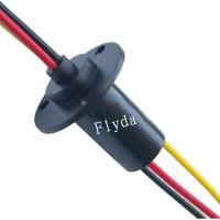 China small wind turbine slip ring ,capsule slip ring ,3 Current 30A on sale