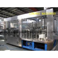 Quality Cold Drink Filling Machine/Aerated Water Bottling Machine wholesale