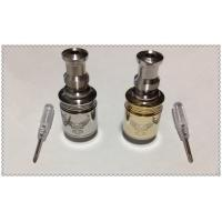 Quality Patriot Style Rebuildable Dripping Atomizer Stainless Steel / Gold wholesale
