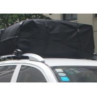 Quality Lightweight Waterproof Cargo Carrier bag car Roof Top Bag With 13 Cubic Feet Of Space wholesale