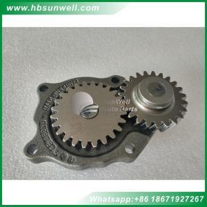 China Genuine Dongfeng Cummins ISDe diesel motor part Lubricating Oil Pump 5346430 on sale