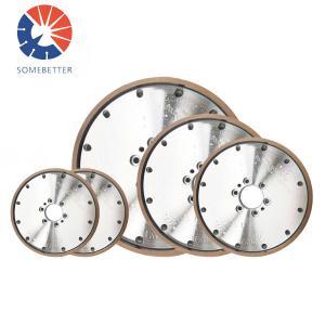 Quality 11V9 diamond resin bond grinding wheel/ cup grinding wheel/cbn grinding tools for PCD&PCBN wholesale