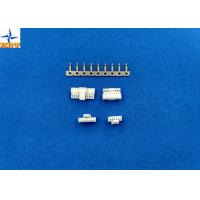 Quality White 1.00mm Circuit Wire Connectors Housing With PA66 Materials wholesale