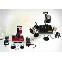 China TH Series Manual Heat Transfer Machine Combo 6-In- 1 Sublimation Heat Press Machine on sale