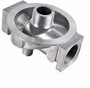 Quality Iron / Aluminium Sand Casting Components With Blasting Pulley Custom Size wholesale