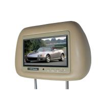 China 7 inch HD car headrest monitor with GPS Navigation USB Bluetooth Touch Screen on sale
