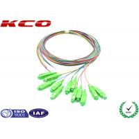 Quality SC / APC Fiber Optic Patch Cables wholesale