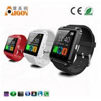 Quality Wholesale smart watch touch screen cheap health care  U8 OEM bluetooth for android and ios wholesale