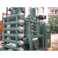 Quality High Vacuum Transformer Oil Dehydration Oil Restituting Oil Recovering Equipment wholesale