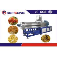 Quality Shell Potato Food Extruder Machine Single Screw Extruder Full automatic wholesale