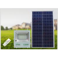Quality High Lumen 50w Solar LED Flood Lights Outdoor for Lightway Highway High Power wholesale