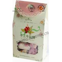 Quality Offset Printing Cardboard Candy Packaging Boxes With Clear PVC Window wholesale