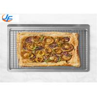 China Cooling Commercial Baking Trays , All Clad 14 X 17 Sheet With Cooling Rack on sale