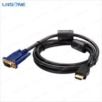 China Linsone vga female to hdmi female cable on sale