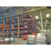 Quality Vertical Radio Shuttle  Heavy Duty Pallet Racking System  Industrial  CE  SGS TUV wholesale