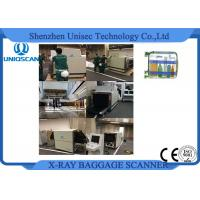Quality Big Size X Ray Baggage Inspection System 40AWG Wire Resolution 2 Years Warranty wholesale