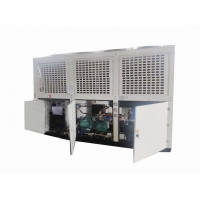 China 25hp Semi Hermetic Compressor Cascade Refrigerating Unit air cooled condensing unit on sale