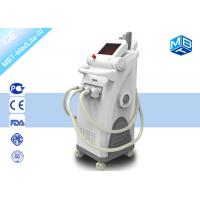 Quality Multifunction 3 In 1 E Light SHR Hair Removal Machine Ipl Rf Nd Yag Laser Machine wholesale