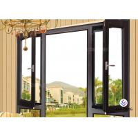 Cheap Aluminium Fixed And Awning Windows And Casement Doors With Stainless steel 304# Flyscreen for sale