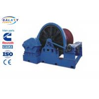 Quality Road Bridge Project Large Winch 100-650KN For Factory Mine Engineering Steel Installation wholesale