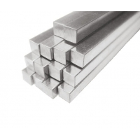 China Fabrication 304 Stainless Steel 8mm Square Bar MTC ERW on sale