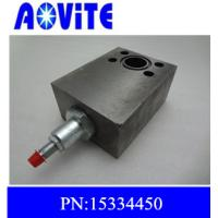 China Terex T100 pressure relief valve 15334450 on sale