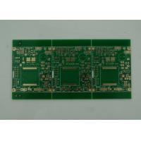 Quality ENIG Finish 4 Layer FR4 PCB Fabrication Service 1 OZ Copper / Aluminum PCB Board wholesale