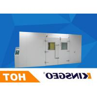 Quality Battery Salt Spray Test Chamber for Lithium Lon Storage Battery Tester  L1700mm×W1400mm×H500mm wholesale
