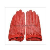 Quality Fashion Gloves with Shinning Color (CF5666) wholesale
