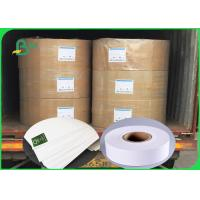 Quality Food Grade MG White Kraft 30 / 35 / 40 / 45 / 50GSM FSC Accredited For Packing wholesale
