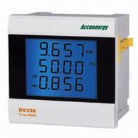 China DV 300 Series Three-phase Digital Power Meter, Suitable for Continuous Monitoring and Measuring on sale