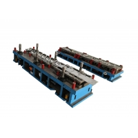 China Sheet metal auto parts stamping mould with power press machine on sale