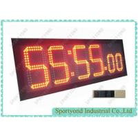 Quality Count Down And Count Up Clock Board With Led Electronic Digital Timing Display wholesale
