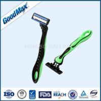 Quality Fda Approved 3 Blade Razors Any Color Available Free From Nicks And Cuts wholesale
