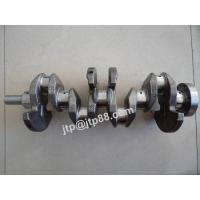 Quality ISUZU 4HF1 LB-KS30 Casting Diesel Engine Crankshaft / Excavator Spare Parts wholesale