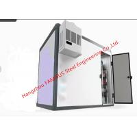 Quality Small Size Home Walk In Freezer For Fruit Vegetables And Meat Storage wholesale