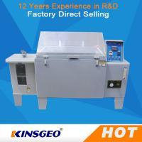 Quality SO2 Gas Salt Spray Test Machine , Salt Fog Test Chamber With PID Controller wholesale