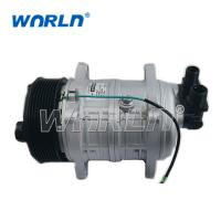 Buy cheap Truck Tm16 Model Car AC Compressor With W8PK Grooves Superior Stability from wholesalers