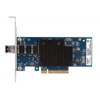 Quality 10G Ethernet LAN Card Fiber Optical Server NIC PCI Eexpress x8 One Port Network Interface Card IDC Application Cards wholesale