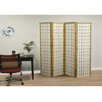 Quality Home Decorative Movable Bamboo Wooden Screens Lows Room Dividers wholesale
