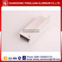 China Extrusion aluminum profiles for window and door,aluminum profile price on sale