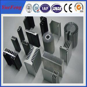 China Aluminium heatsink supplier, anodized aluminum channel heat sinks price factory on sale