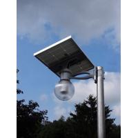 Cheap Waterproof 15W Solar Powered LED Street Lights 50000 Hours Life Time CE Approved for sale