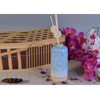 Quality Glazed Aroma Empty Diffuser Bottles And Reeds 580ml Ceramic Candle Holder wholesale