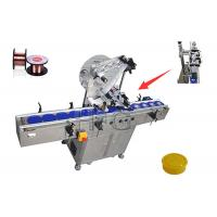 Quality Automatic Water Bottle Sticker Labeling Machine 220V 1.5HP 50/60HZ HIGEE HAY200 wholesale
