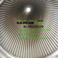 Quality Water Well Drilling V shape slot water well screens China manufacturer wholesale