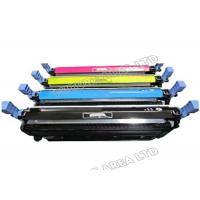 China Compatible Q6460A Color Toner Cartridges Recycling With OPC Drum on sale