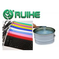 Quality Anti - Yellowing Liquid Silicone Rubber For Computer Keys Products Excellent Resilience wholesale