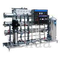 Quality Mineral Water / Juice / Carbonated Drinks RO Water Treatment Systems Equipment Electric Driven wholesale